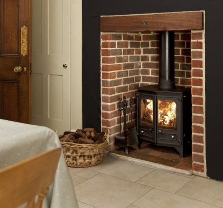 Country 6 Multifuel stove